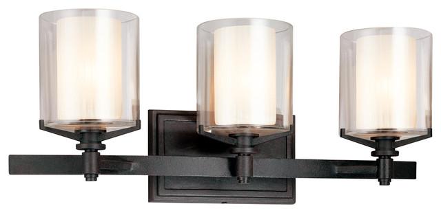 Amazing Destin 3 Light Bath  313533BRB  Progressive Lighting