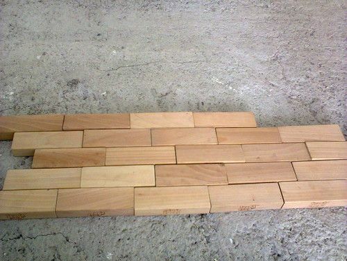 Thanks in Advance, and sorry fo hijack the subject !! - Help! Our Wood Look Tile Was Not Laid Randomly!