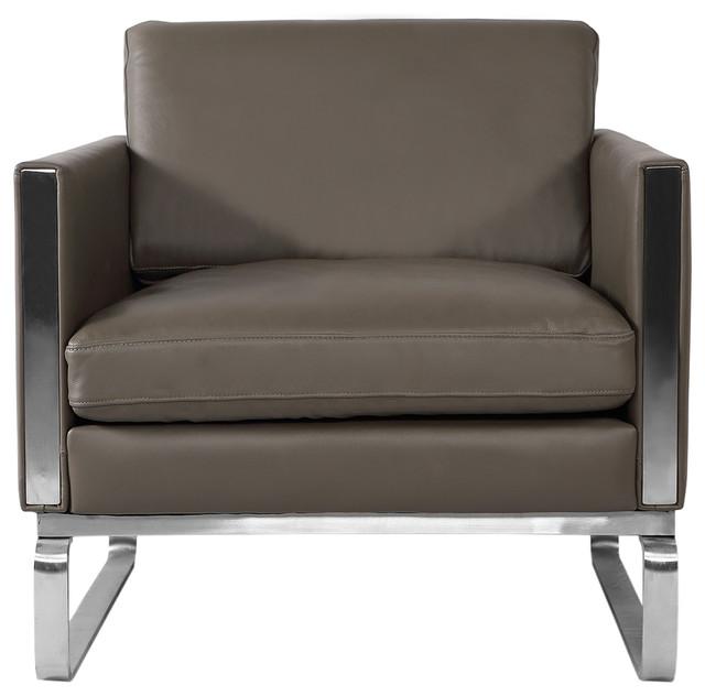 Fantastic Kardiel Amsterdam Ch101 Mid Century Modern Chair Premium Gray Aniline Leather Pdpeps Interior Chair Design Pdpepsorg