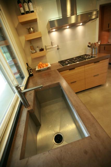 Naify Kitchen Modern Sacramento By Steve Hamm