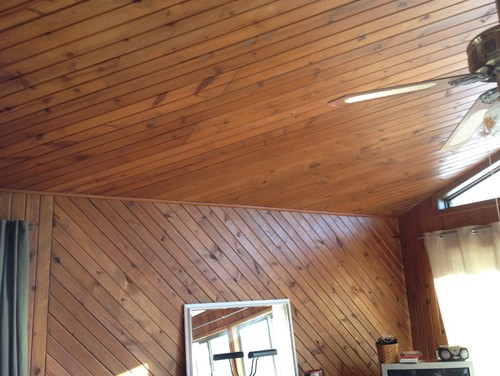 Wood Walls And Ceiling Floors