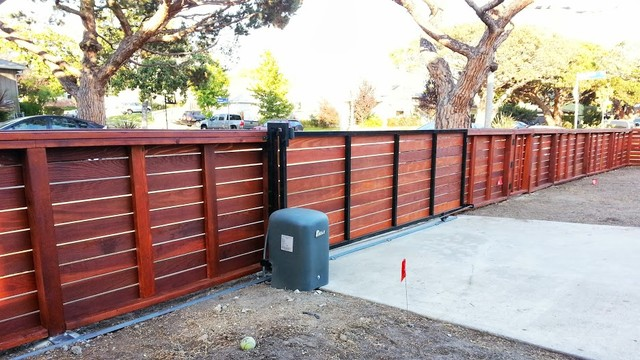 High End Fences Designer Finishes Albuquerque