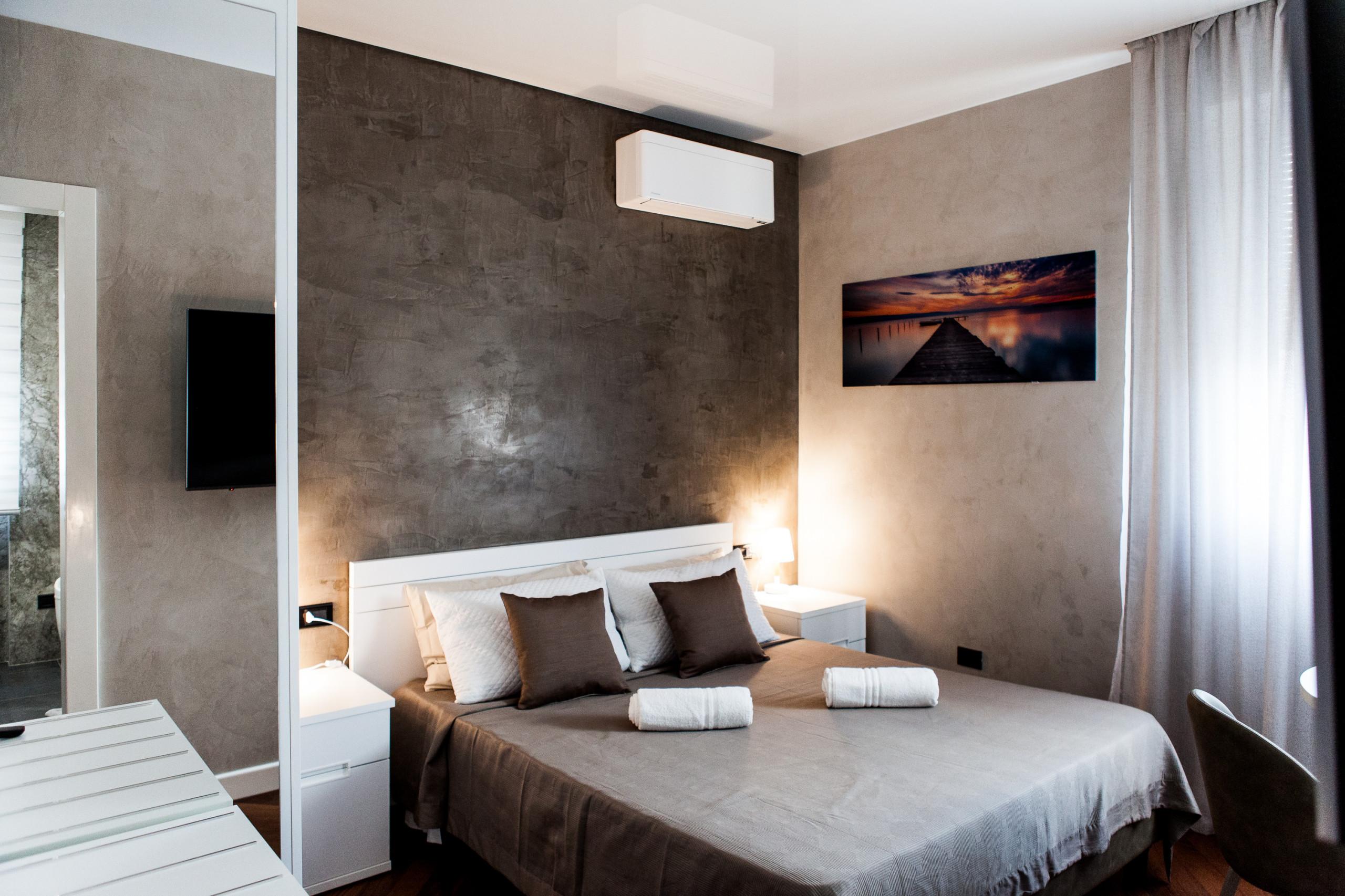 Villa PM | Ristrutturazione zona notte 70 mq