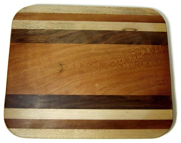 Square Multi Wood Cutting Board