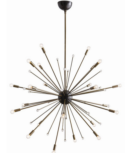 Which Light Pairs Best With This Chandelier - Bathroom light fixtures that hang from ceiling