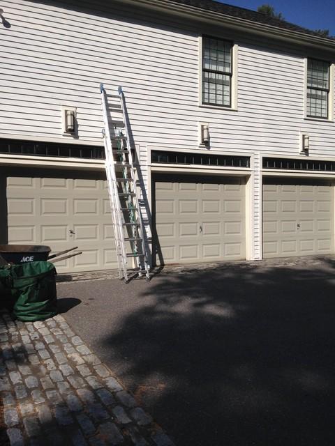 Acton exterior house paint.