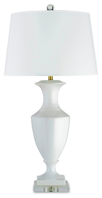 Currey Amp Company Timeless Table Lamp Transitional