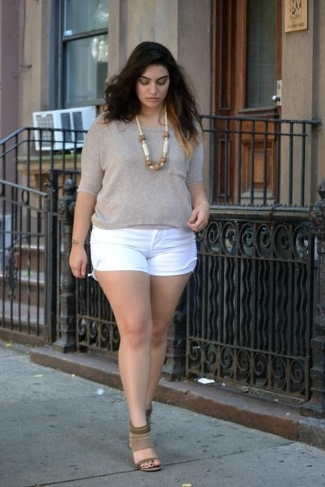Shorts! What you wear for body type list