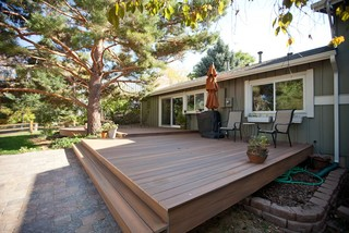 Bigg gregory residence denver par banell custom decks for Chambre bebe denver