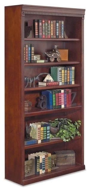 Hearst Cherry Bookcase
