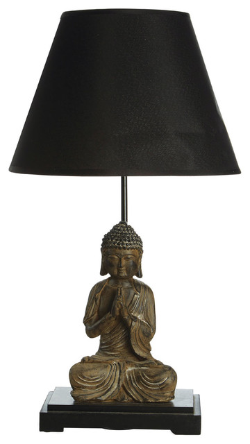 Buddha Table Lamp Asian Table Lamps By Premier