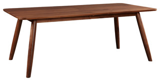 "Tahoe Collection American Walnut 77"" Dining Table"