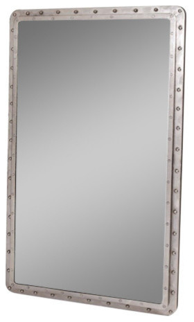 Riveted Mirror