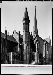 St Paul 39 S Episcopal Cathedral Buffalo Print Contemporary Photograph