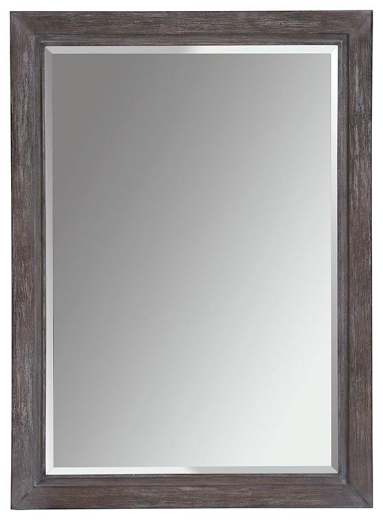 Solana Rectangular Mirror Farmhouse Wall Mirrors By Lexington Home Brands