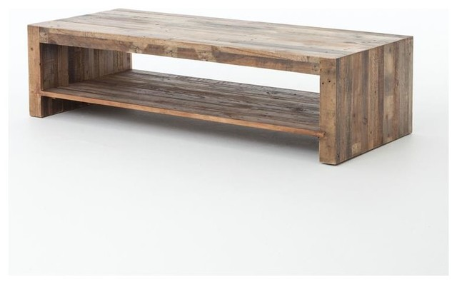 Four Hands Sierra Beckwourth Table, Coffee Table Coffee Tables