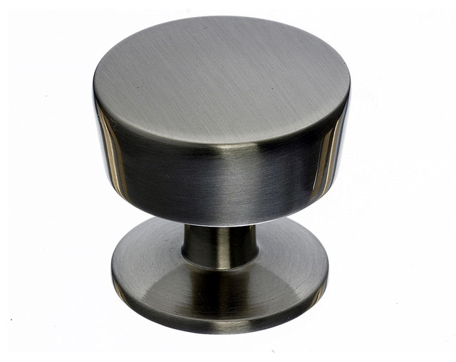 """Knob 1 3/16"""" - Transitional - Cabinet And Drawer Knobs ..."""