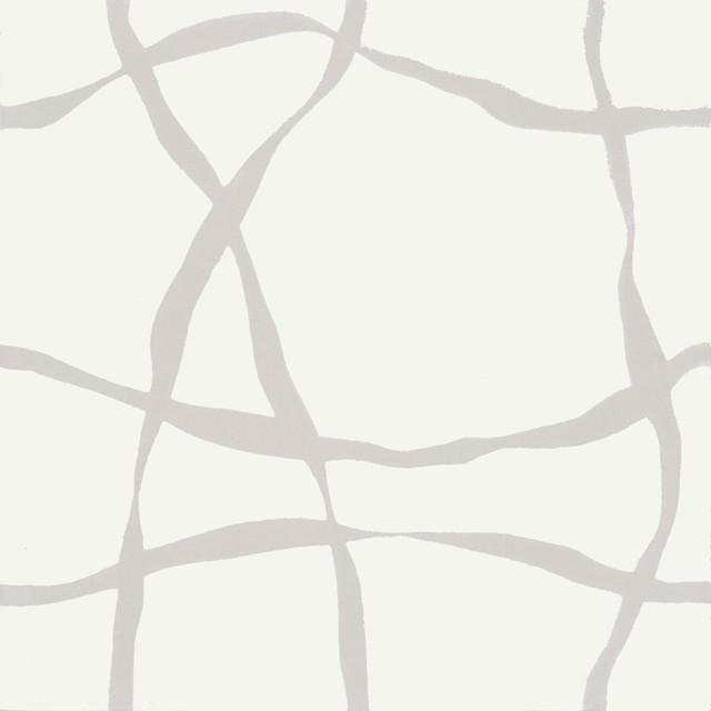 "Raffia Corrina Cement Tile, 8"" Square, Set Of 12."