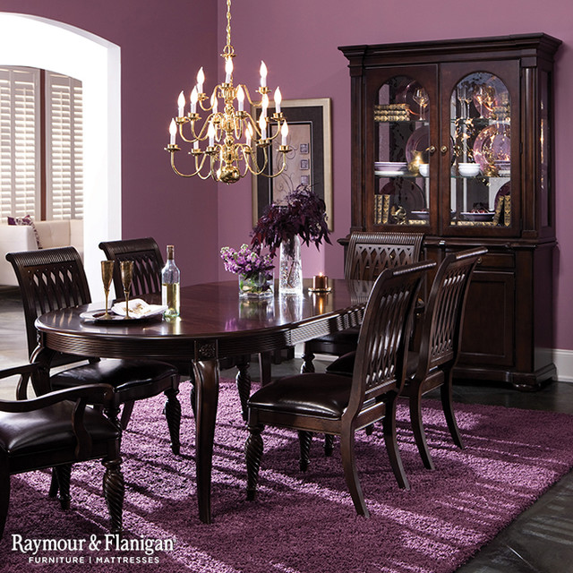 Raymour Flanigan Furniture And Mattresses Accessories Belmont Dining Collection Room