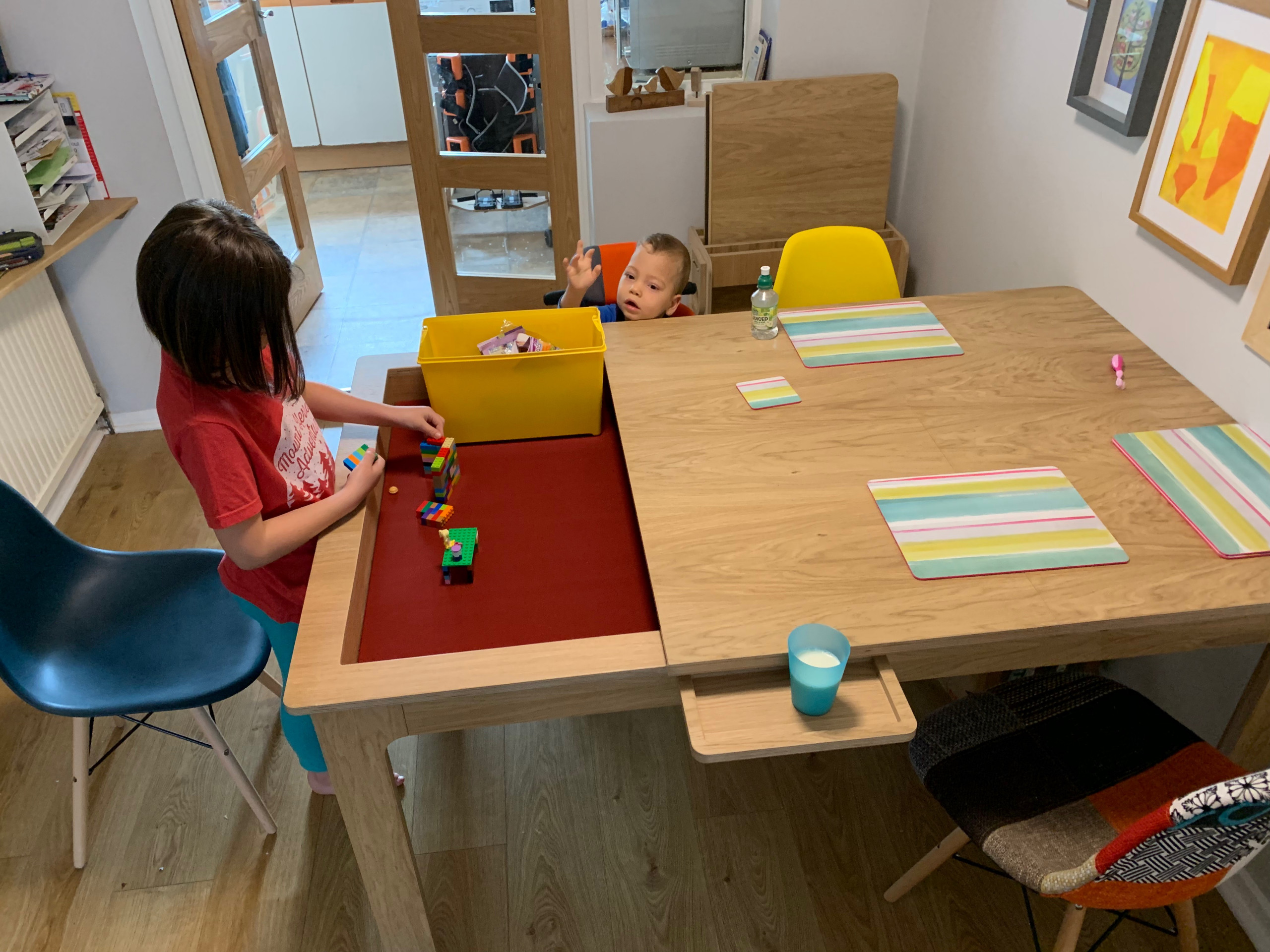 The Freebird Gaming Table