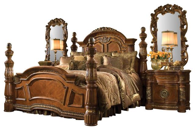 5-Piece Villa Valencia California King Bedroom Set