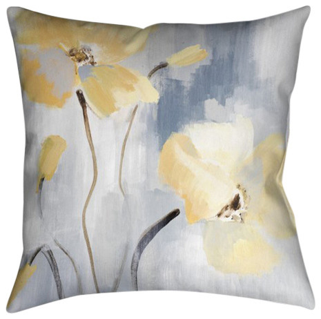 Laural Home Blossom Beguile Decorative Pillow.