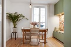 Avant/Après : Tout s'éclaire dans 38 m2 en duplex à Montmartre !