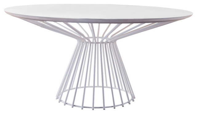 Carlisle Dining Table Contemporary Dining Tables By Modloft - Carlisle dining table