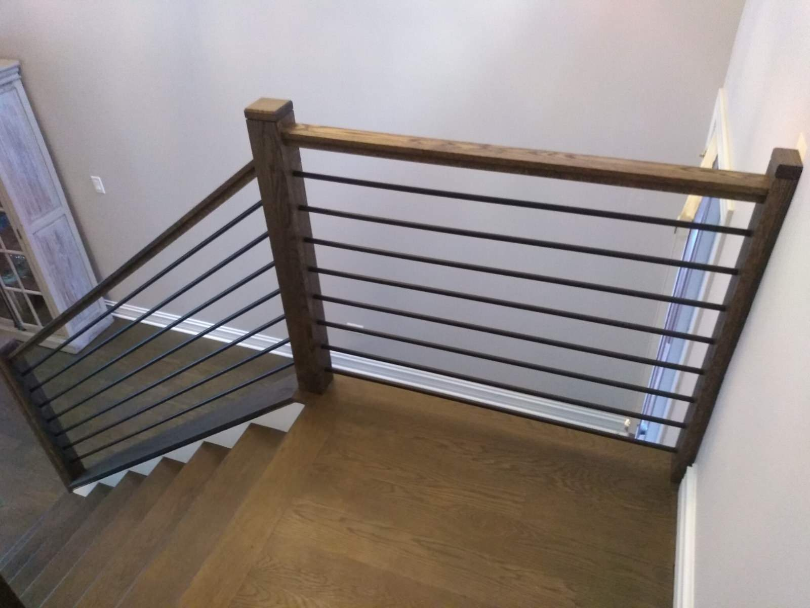Modern Railings needed