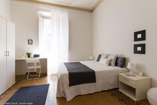 Home staging casa studenti for 3 piani casa caraibica camera da letto