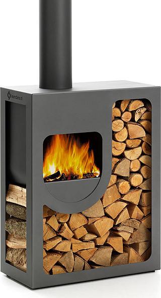 Harrie Leenders Spot Outdoor Fireplace