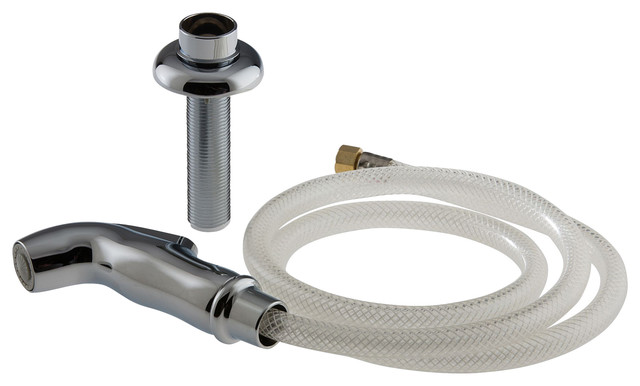 Delta spray and hose assembly rp44125 modern - Delta contemporary bathroom faucets ...