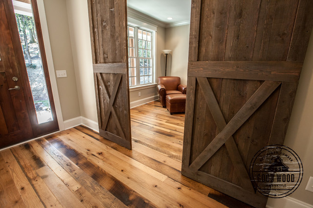 Olivo House-Reclaimed Hardwood Floors farmhouse - Olivo House-Reclaimed Hardwood Floors - Farmhouse - Nashville - By