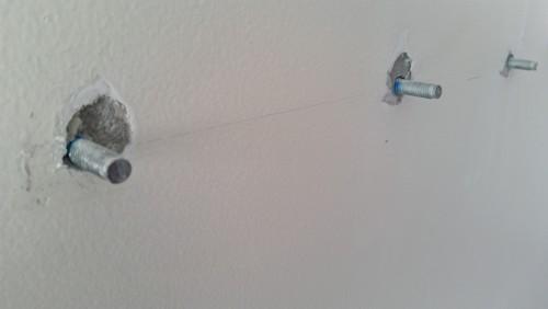Comment Enlever Vis Dans Le Mur