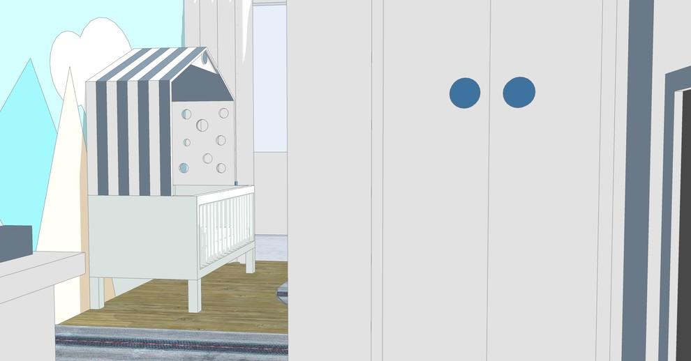 Visualisierung Babyzimmer Bild XII