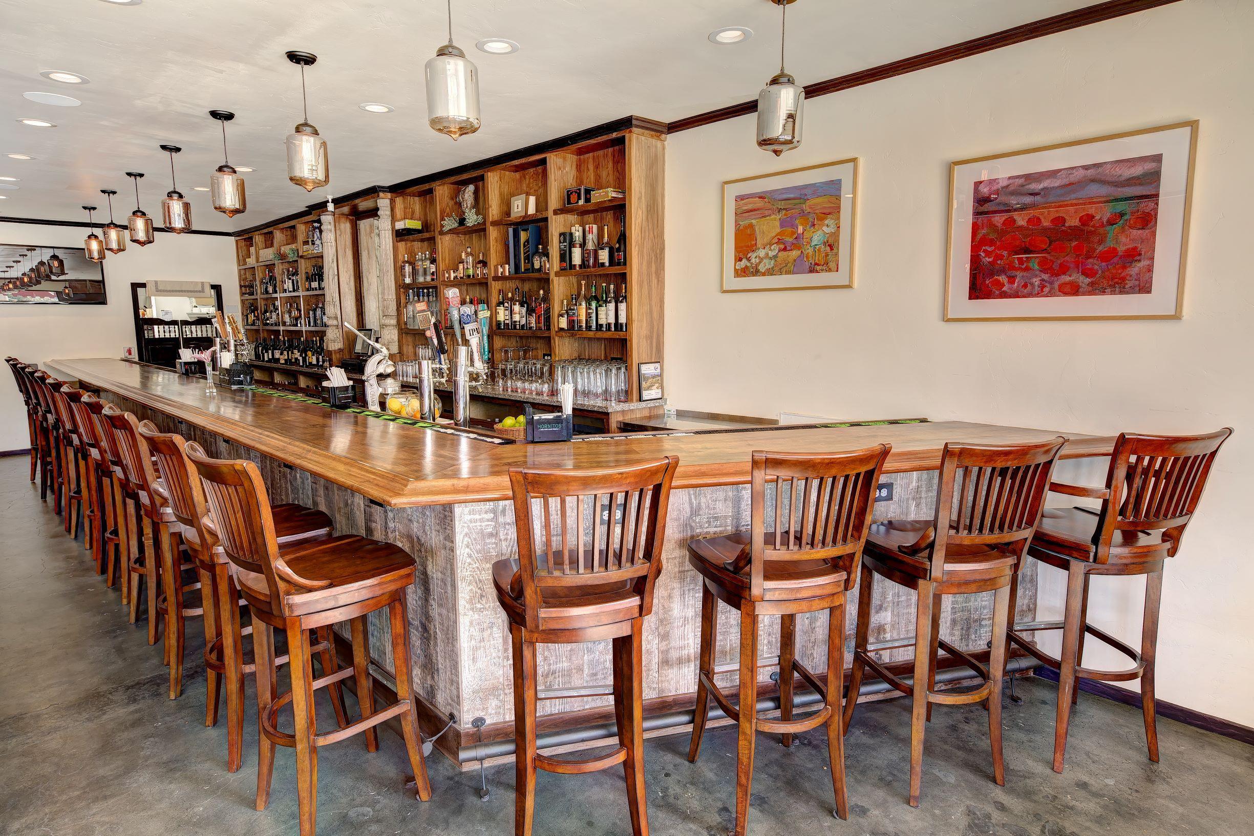 Ojai Pub Remodel