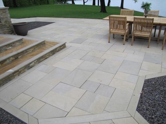 Indiana Limestone Pavers
