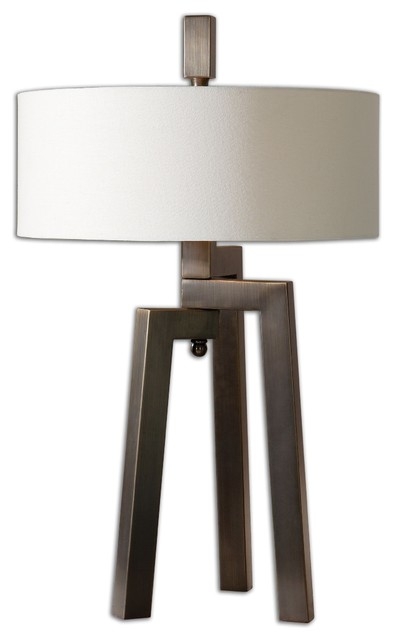 Uttermost Mondovi Two Light Table Lamp.