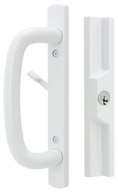 Veranda Sliding Door Handles Keyed 1 1 2 Quot Thick Door