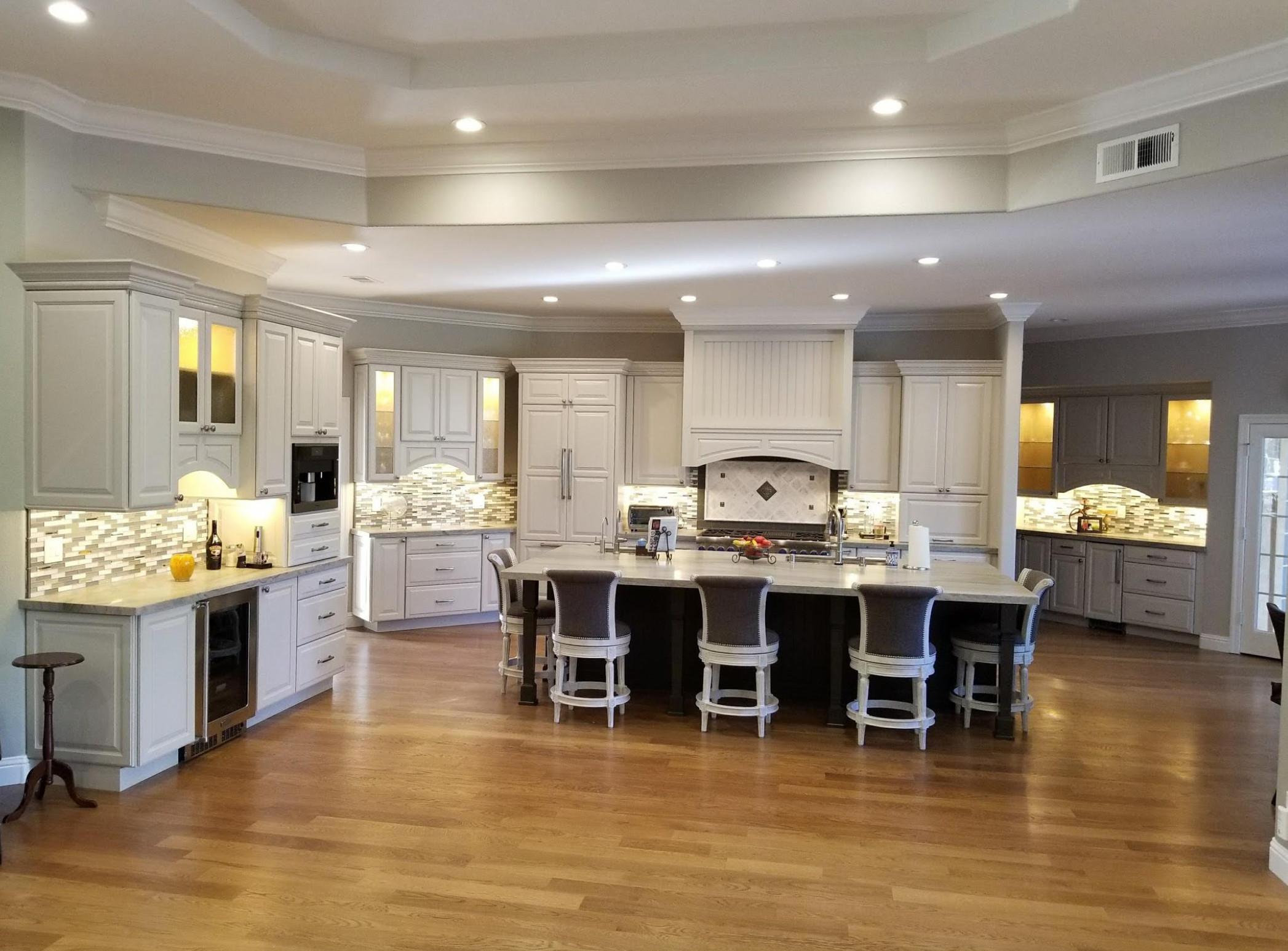 Kitchen - Open Concept