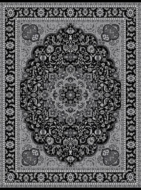 Black And White Persian Rug Area Rug Ideas