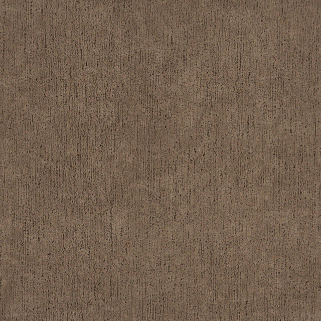 Brown Textured Microfiber Upholstery Fabric By The Yard
