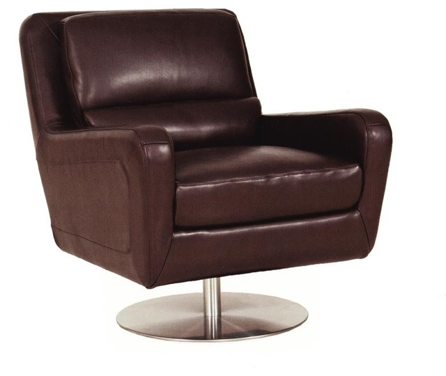 Moroni Swan Swivel Chair Traditional Armchairs And Accent Chairs