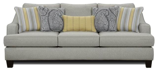 Sleeper Sofa, Chalet Platinum.