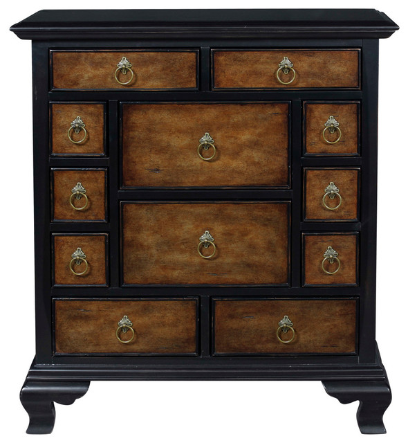 Millicent 2-Tone Drawer Chest.