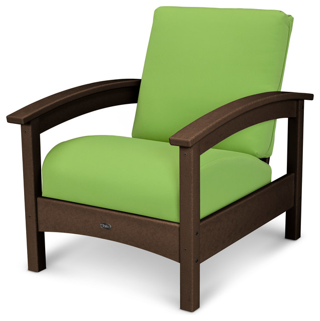 Merveilleux Outdoor Rockport Club Chair   Modern   Outdoor Lounge Chairs   By Frontera  Furniture