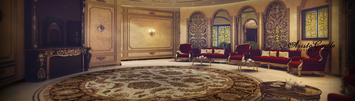 aristo castle interior design llc - dubai, ae 34402