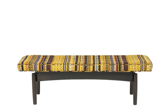 Colorful Accent Bench.