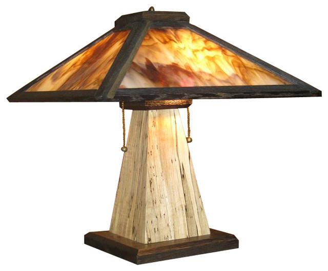 Adirondack Craftsman Lighting Table Lamp Craftsman Table Lamps