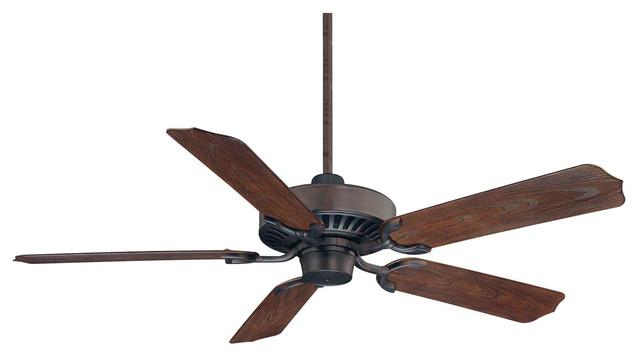 """Savoy House 52-Sgo-5wa-13 Lancer Bronze Outdoor 52"""" Ceiling Fan"""